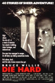 Poster of the movie Die Hard.