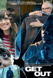 Poster for the movie Get Out.