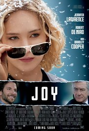 Poster for the movie Joy.