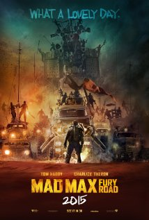 Poster for the movie Mad Max.
