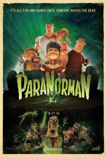 Poster for the movie ParaNorman.