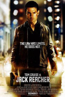 Poster for the movie Jack Reacher.