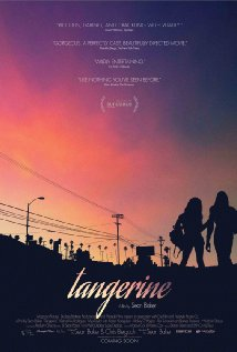 Poster for the movie Tangerine.