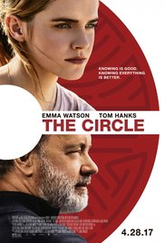 Poster for the movie The Circle.