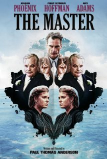Poster for the movie The Master.