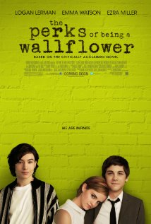Poster for the movie Perks of Being a Wallflower.