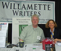 A photo of Bill Johnson, author